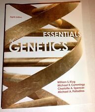 Essentials of Genetics by William S. Klug, Charlotte A. Spencer, Michael A. Pall