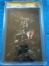 Death Dealer #1 - Verotik - Frazetta- CGC SS 9.6 NM+ - Signed by Simon Bisley