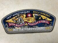 New Birth of Freedom Council 2013 150th Anniversary of Gettysburg CSP