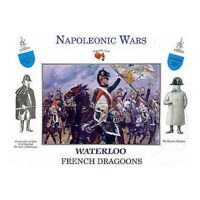 A Call To Arms Waterloo French Dragoons Napoleonic Wars Soldier Kit 1:32