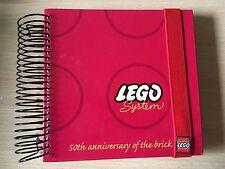 Raro Lego System 50th aniversario del cargador portátil