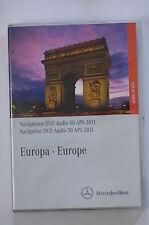 Navigation DVD Europa Audio APS 50 2011 E-Klasse A212827315159 A 212 827 51 59