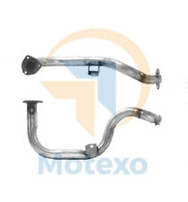 Front Pipe PEUGEOT PARTNER 1.4i (ch.no. 07603 on) 10/96-