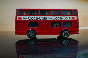 Corgi Juniors - Coca-Cola Daimler Fleetline Double-Decker Bus