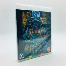 An American Werewolf In London Blu-ray Arrow Video Special Edition Free Ship!🚛