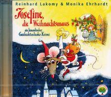 CD - Josephine, die Weihnachtsmaus / Reinhard Lakomy und Monika Erhardt - NEU