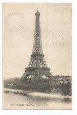 PARIS , LA TOUR EIFFEL