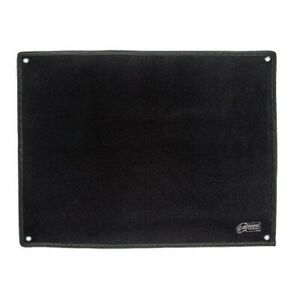 Voodoo Tactical 07-0068001000 Black Morale Patch Display Board w/Brush Fabric