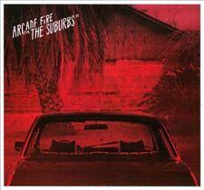 The Suburbs CD + DVD Set Arcade Fire Sealed ! New !