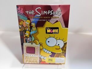The Simpsons : Season 9 Collector's Edition (DVD, 2007, 4-Disc Set)