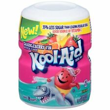 Kool-Aid Sharkleberry Fin Energy DRINK MIX