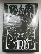New Smoke & Mirror V4 Playing Cards. Original 1st Ed With Deck Seal. Dan & Dave.