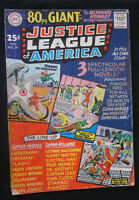 JUSTICE LEAGUE Of AMERICA #39 1965 80 Pg GIANT DC Comics GD 2.0 Silver Age