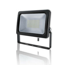 LED Außenstrahler Fluter Slim schwarz 20W 4000K A+ Top Qualität vom Fachhandel