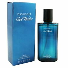 Davidoff Cool Water Man - Men 75 ml Deospray Deo Spray Mild Deodorant