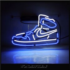 Nike-Sneakers AJI-1984 Sign Pub Bar Store Party Wall Decor Gift Neon Sign Light