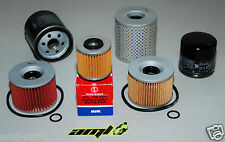Suzuki UC 125 Epicuro (AX) - Oil filter Meiwa MADE IN JAPAN - 71842000