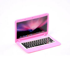 Doll House BJD Scene MINI Laptop Computer Doll Accessories For Barbie Doll GL