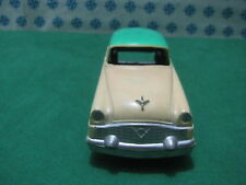 Vintage Tootsietoy   -   PACKARD Patrician   two tone  -  Chicago USA  1959