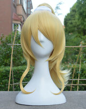 LoveLive! Love Live Ayase Eli Wig Styled Cosplay Wig + White Hairband + Wig Cap