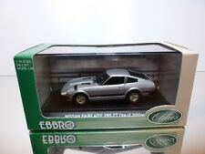 EBBRO 302 NISSAN FAIRLADY 280 ZT - SILVER 1:43 - EXCELLENT IN BOX