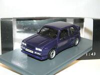 Neo Scale Models 45825 - 1980 Volkswagen VW Golf I Rieger GTO - blau - 1/43