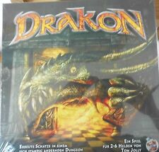 Drakon 4. Edition deutsch   /    FFG    (OVP)