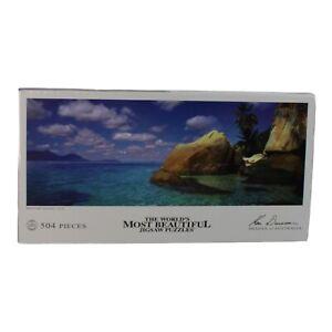 Ken Duncan Most Beautiful 504 pce Jigsaw Puzzle Fantom Island QLD Australia NEW