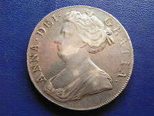 More details for queen anne silver septimo crown 1707 s.3601