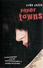Paper Towns by John Green (Paperback, 2009)