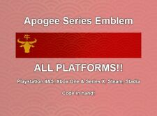 Apogee Series Emblem -Destiny 2 {CODE IN HAND | ALL PLATFORMS | FAST DELIVERY}