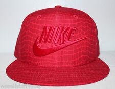Nike Air Elite Gym Red Foamposite Foams Red October Yeezy 2 Kobe Cap Hat New