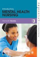 Introductory Mental Health Nursing, 3e