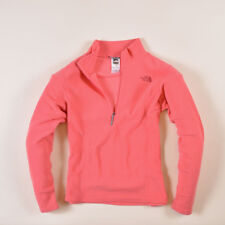 North Face Mädchen Kinder Pullover Sweater Strick Gr.XL (170) Fleece Rosa, 35704
