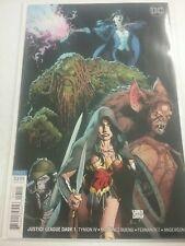 Justice League Dark #1 Variant Edition Dc Comics 2018 Nw90