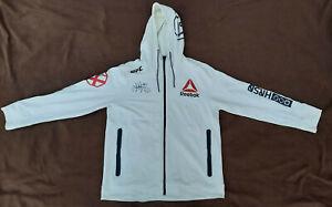 Arnold Allen signed walkout hoodie worn at UFC Fight Night: Till vs Masvidal