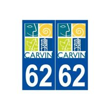 62 carvin logo sticker rounded plate stickers city