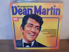 "LP 12"" DEAN MARTIN - 16 Original Hits - SEALED - REPRISE RECORDS - WEA - 54.104"