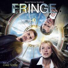 Fringe Season 3 - Various Artists (2012, CD NUOVO)