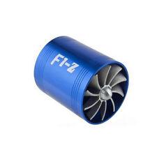 Useful Power Air Intake Turbonator Dual Fan Turbine Universal Turbo Supercharger