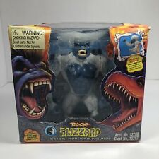 1994/1996 Playmates Primal Rage Blizzard w/ Mega Punch Power NIB With Box Damage