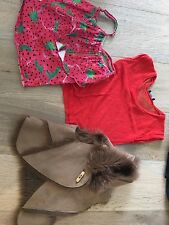 GIRLS DESIGNER BULK CLOTHS SZ 4