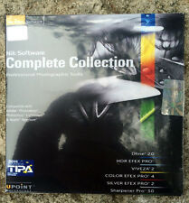 x pc Windows Nik Software COMPLETE COLLECTION nuovo sigillato ITALIANO multiling