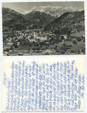 37578 - Schruns und Tschagguns mit Zimba - Echtfoto - AK, datiert 29.9.1960