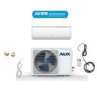 24000 BTU Mini Split Air conditioning, Heat Pump w/Installation Kit 12ft 17 SEER