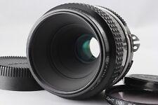 【NEAR MINT】Nikon Ai Micro Nikkor 55mm f/3.5 from JAPAN #74