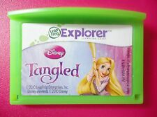 Leapfrog Leapster Explorer TANGLED Game Leap Pad,2,3,GS,XDi Ultra