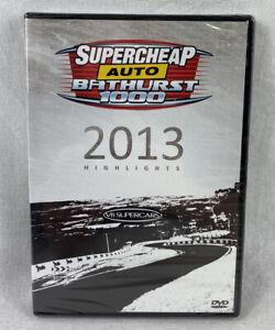 V8 Supercars - Bathurst 1000 Highlights 2013) - Brand New Factory Sealed FP