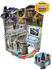 DOCTOR WHO TIME ZONE COLLECTION BUNDLE INTO THE DALEK 5 FIGURES