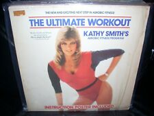 KATHY SMITH ultimate workout ( spoken ) POSTER